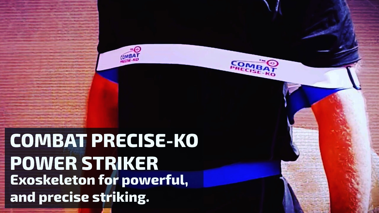 Combat Precise-KO Power Striker